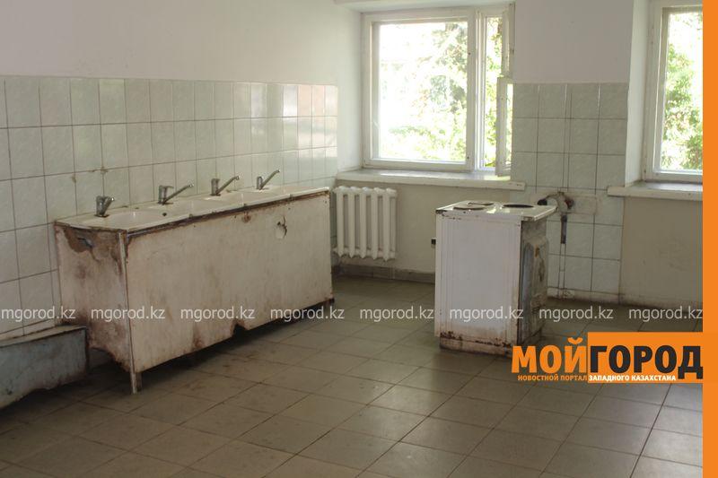 В Уральске семья с двумя детьми живет в крохотной комнате общежития IMG_3806 []