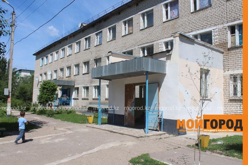 В Уральске семья с двумя детьми живет в крохотной комнате общежития IMG_3808 []