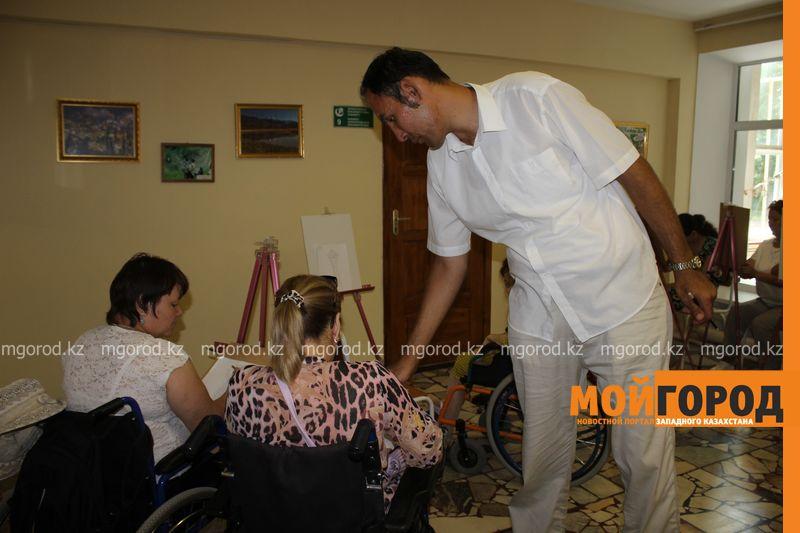 В Уральске прошел мастер-класс по танцам на колясках IMG_8232 [800x600]