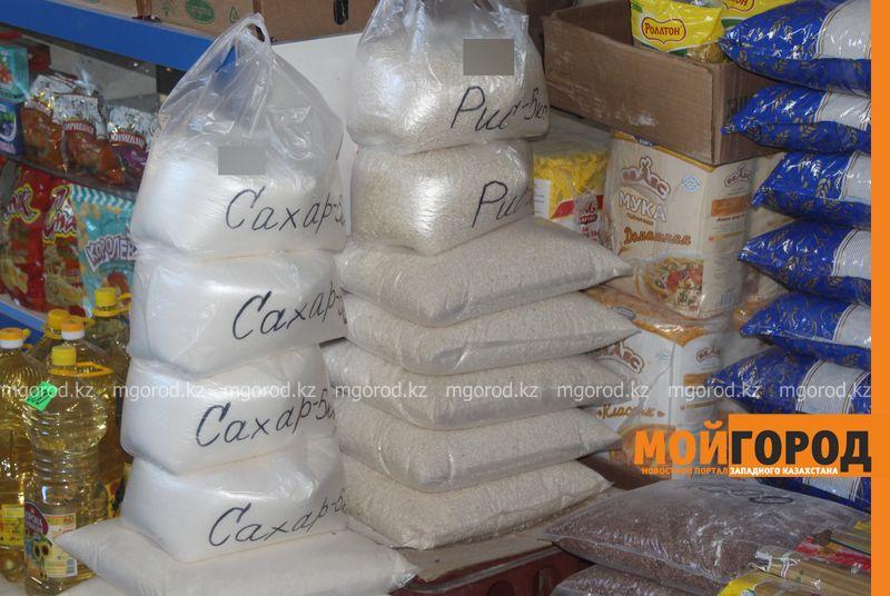 Средняя цена на сахар по области составляет 219 тенге - управление предпринимательства ЗКО
