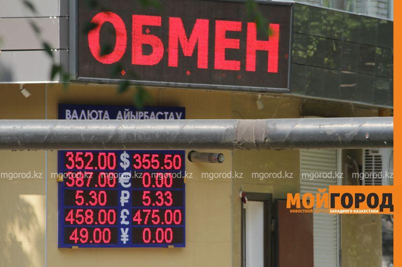 Обменный пункт рублевка в актобе курс валют