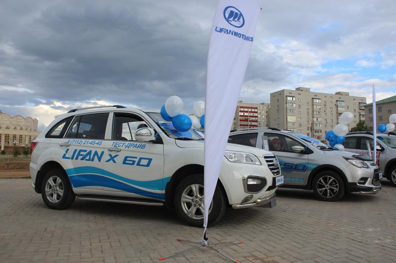 Новости - В Уральске под открытым небом прошла презентация кроссовера Renault Kaptur 7