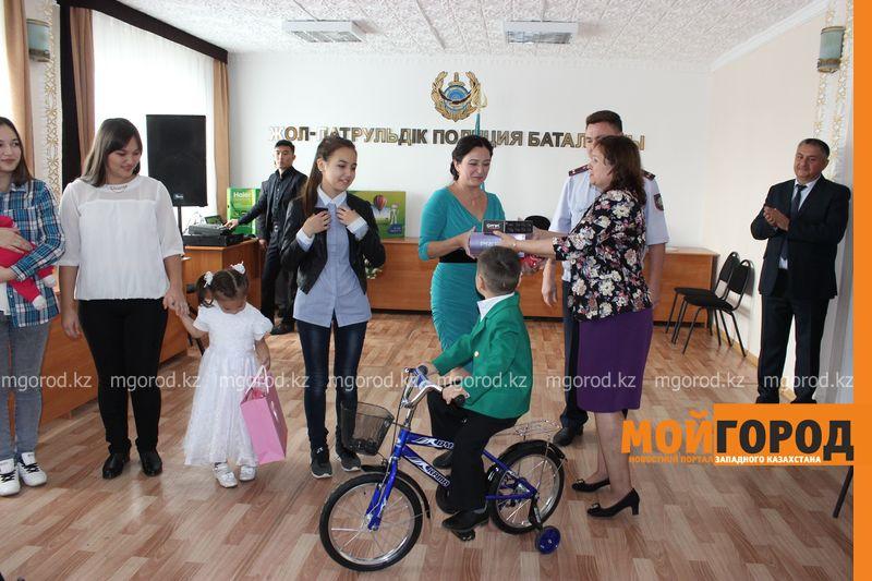 Новости Уральск - Полицейские отметили праздник семьи IMG_9566 [800x600]