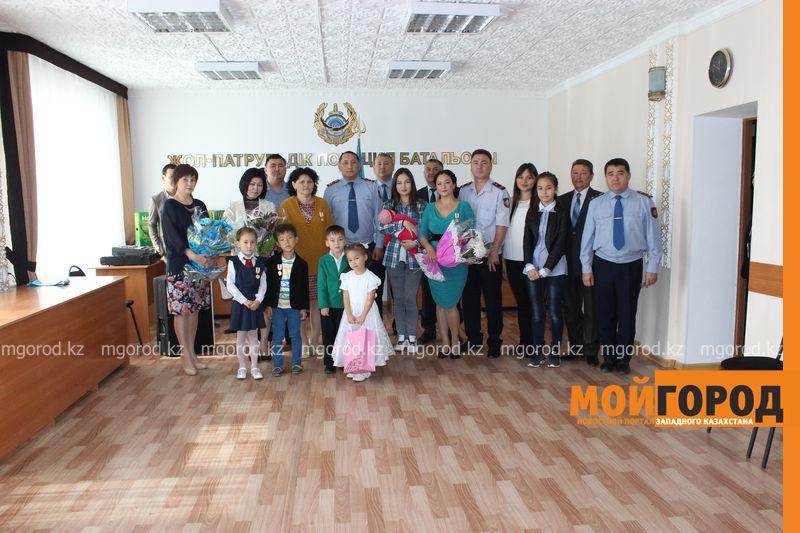 Новости Уральск - Полицейские отметили праздник семьи IMG_9584 [800x600]