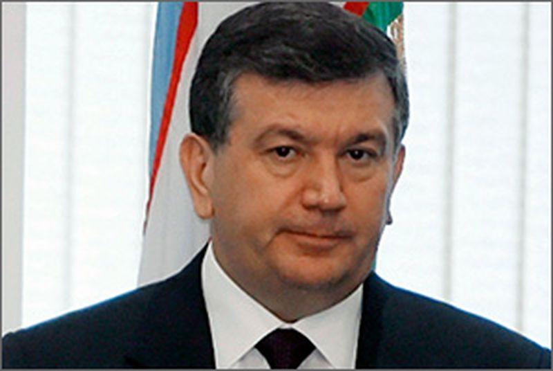 Новости - Шавкат Мирзиёев назначен временно исполняющим обязанности президента Узбекистана Фото с сайта fergananews.com