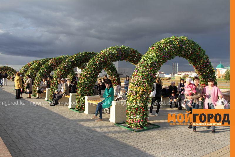 Новости Уральск - Новую площадь в Уральске переименуют в честь первого президента Казахстана
