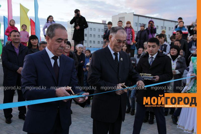 Новости Уральск - В Уральске открыли площадь за 1,5 млрд тенге novaya ploshad (5)