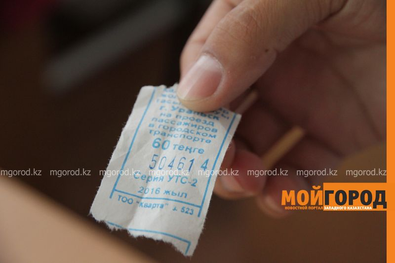 В Актобе перевозчик просит поднять тариф на проезд