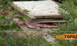 Суд арестовал предполагаемого убийцу мужчины, которого нашли замурованным в бетоне в Уральске