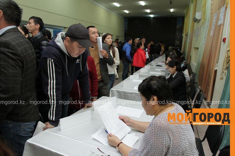 За год количество безработных в городах Казахстана увеличилось до 262 тысяч человек