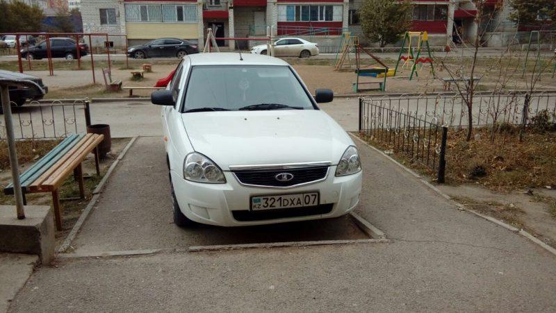 Новости - Наглая парковка aaf785a0-4126-4b3b-a955-d09eaff39a3e