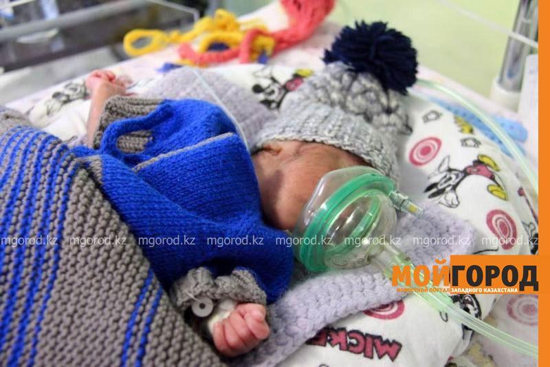 Новости Атырау - В Атырау недоношенных малышей одели в теплые подарки 15032906_724094501102383_5622833937354507142_n [800x600]