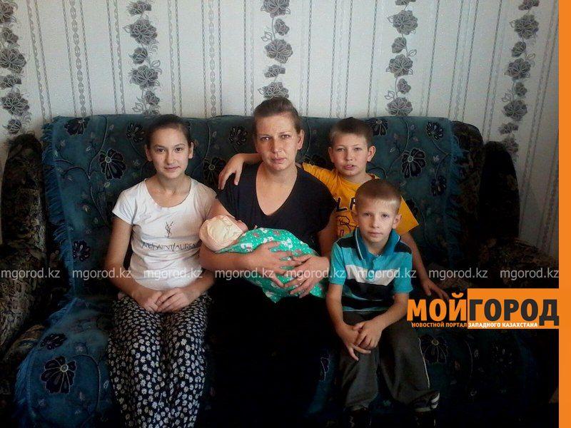 Новости Актобе - Двадцать лет многодетная мать из Актобе не может получить гражданство Казахстана BGBW8ybQm48 [800x600]