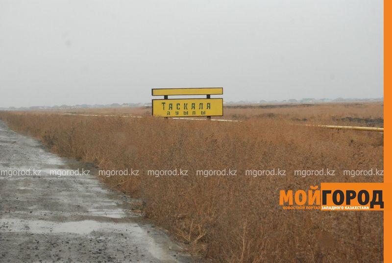 Новости Атырау - В Атырау из-за проливных дождей дети не могут добраться до школы DSC_8890 [800x600]