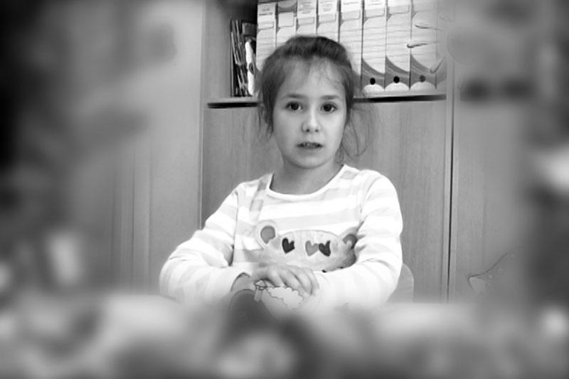 Новости Актау - Скончалась изнасилованная в Актау 6-летняя девочка Виктория Минина / Фото informburo.kz
