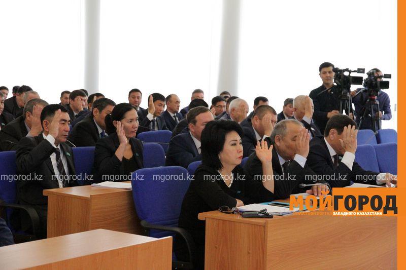 Бюджет ЗКО уточнили на 3,2 млрд тенге maslihat (1)
