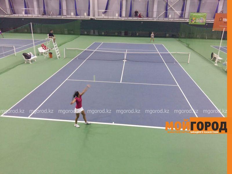 Новости Уральск - В Уральске проходит международный турнир по теннису tennis [800_600]