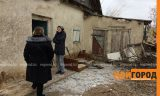 В ЗКО женщину с двумя детьми переселили в разрушенный дом