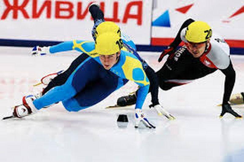 Новости Уральск - Шорт-трекист из Уральска выиграл этап Кубка Мира Фото с сайта www.molomo.ru