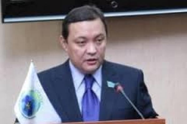 Экс-аким Актобе задержан за дачу взятки проверяющим images
