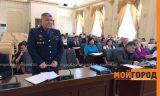 В Уральске назначен новый начальник МПС