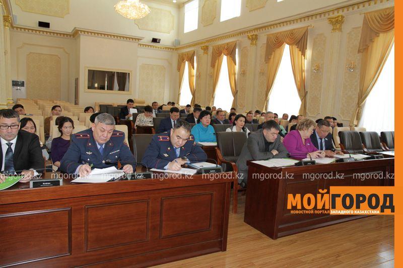 Новости Уральск - На 570 млн тенге уменьшился бюджет Уральска sessiya maslihata