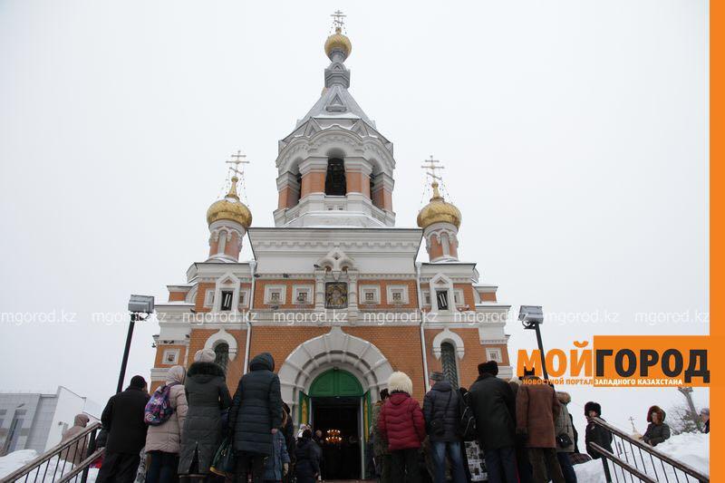 Православные Уральска празднуют Рождество IMG-20170107-WA0007