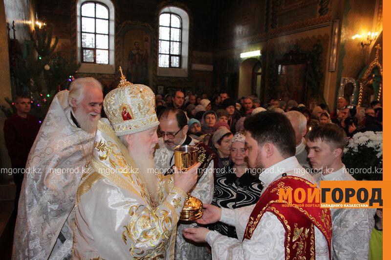 Православные Уральска празднуют Рождество IMG-20170107-WA0008