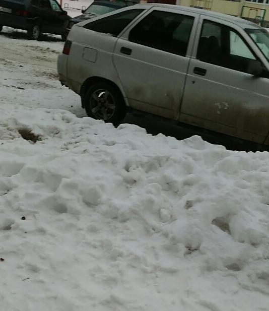 Новости Уральск - Кто будет чистить снег IMG_20170103_171924