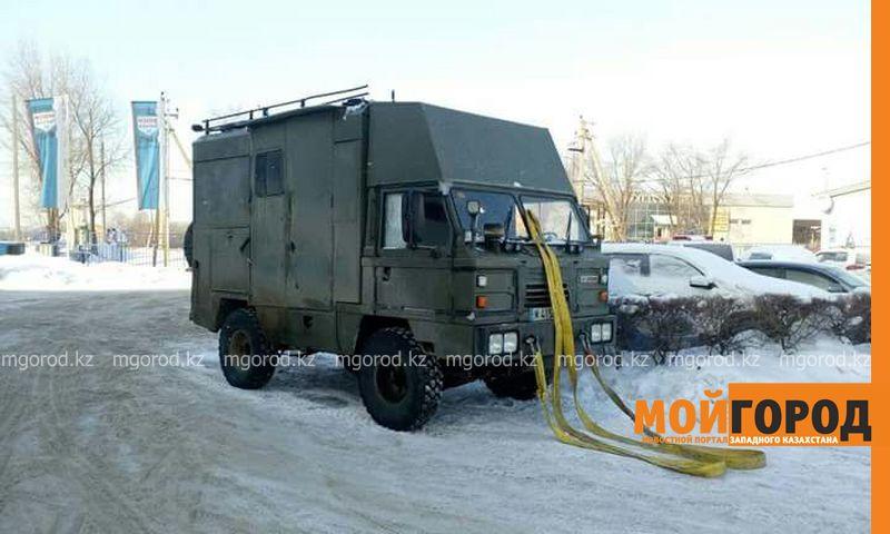 Путешественники из Испании застряли на дорогах Уральска ispancy (5)