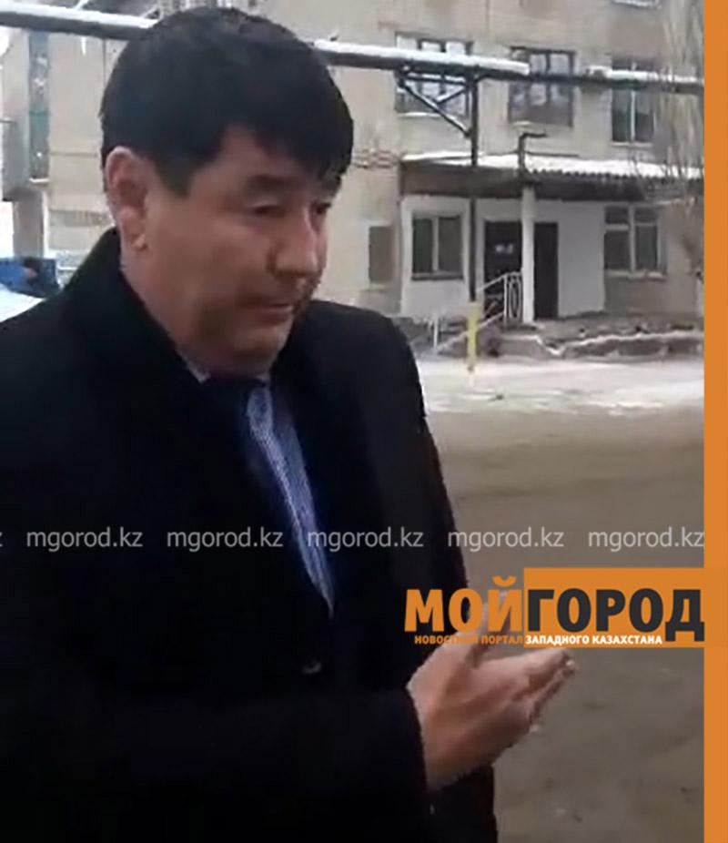 Новости Уральск - Директор центра творчества прокомментировал ДТП со своим участием medhat kambetov