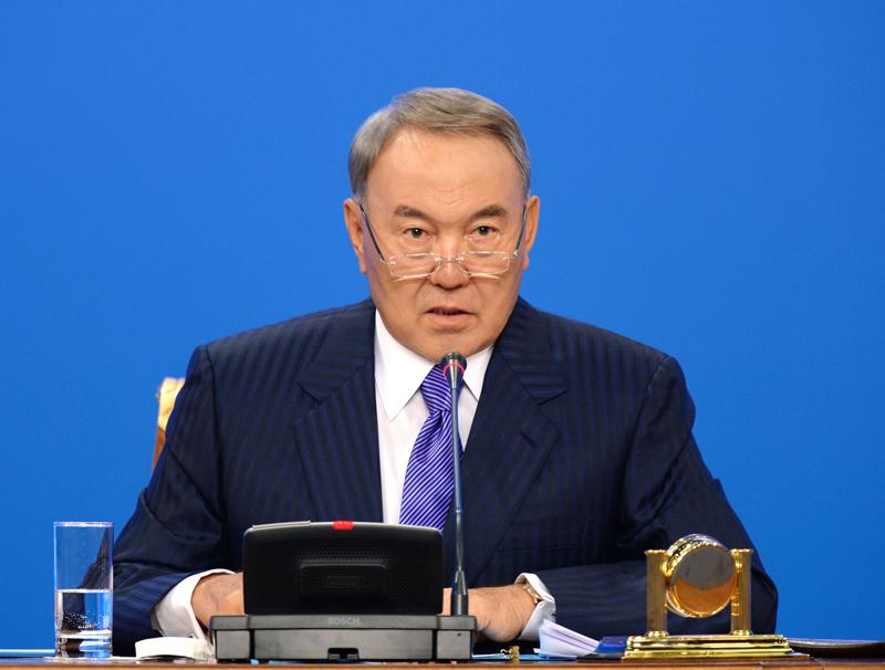 Нурсултан Назарбаев выступит сегодня с заявлением nazarbaev