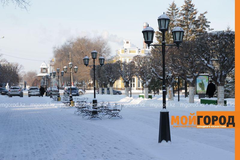 Новости Уральск - Погода на 17 декабря