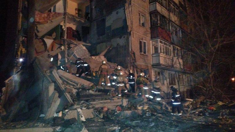 Новости - В Карагандинской области обрушился многоэтажный дом: погибли 9 человек shahtinsk2 [800_600]