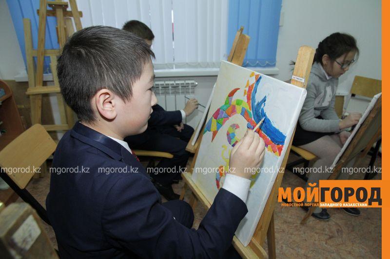 Новости Уральск - Детскую школу искусств открыли в Зачаганске shkola iskusstv (1)