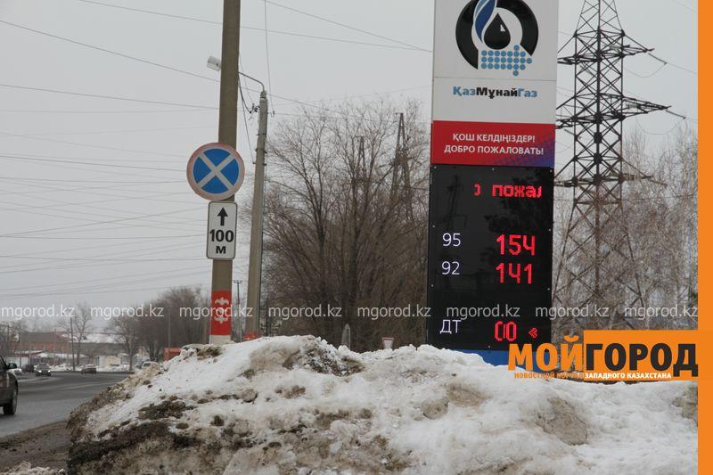 ВКазахстане 2-ой раз замесяц увеличились цены набензин