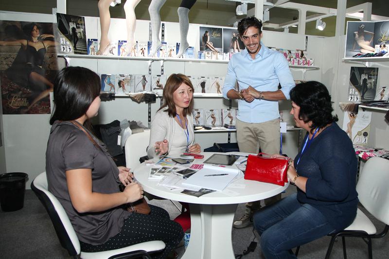 Новости Уральск - Оптовые и розничные продавцы одежды из Уральска смогут сделать закупки в Алматы Central Asia Fashion (5)