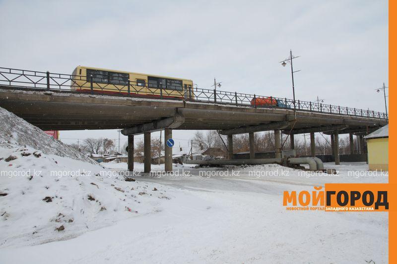 Новости Уральск - Деповской мост в Уральске откроют в сентябре 2018 года
