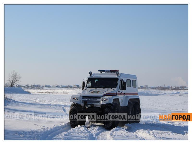 Новости Актобе - Двух рыбаков спасли в Актюбинской области