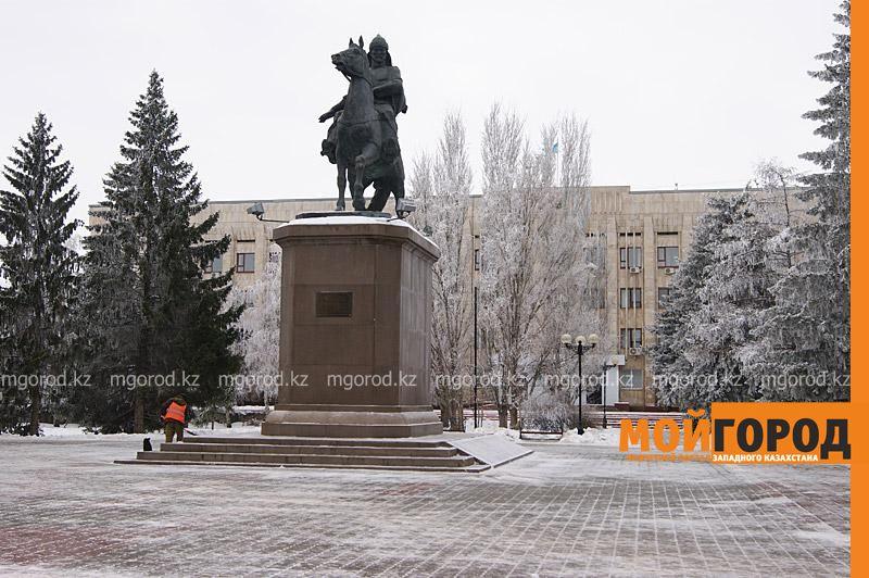 Новости Уральск - Жители района в ЗКО хотят посадить Сырыма батыра на коня syrym (2)