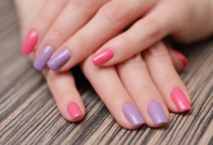 Beautiful Nails at Refined Beauty Day Spa