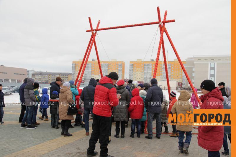 Новости Уральск - На центральной площади Уральска пройдет театрализованное представление
