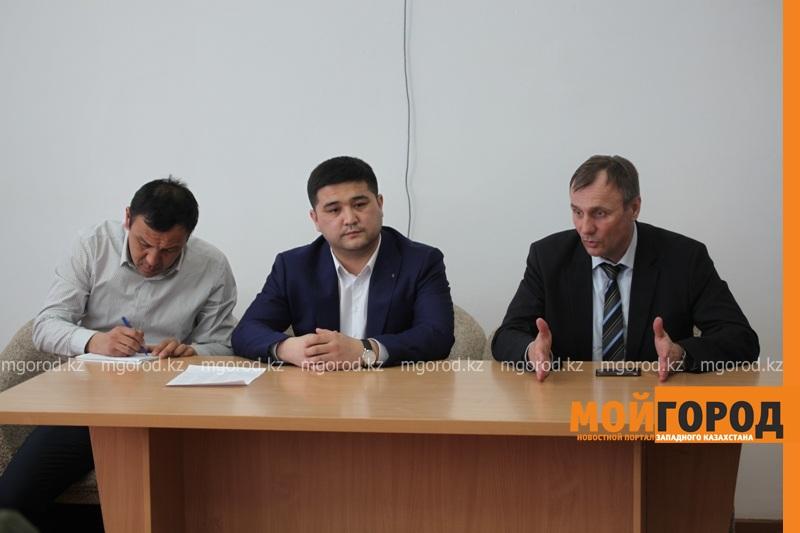 Новости Атырау - Футбольный клуб «Атырау» представил новых зарубежных тренеров IMG_4342