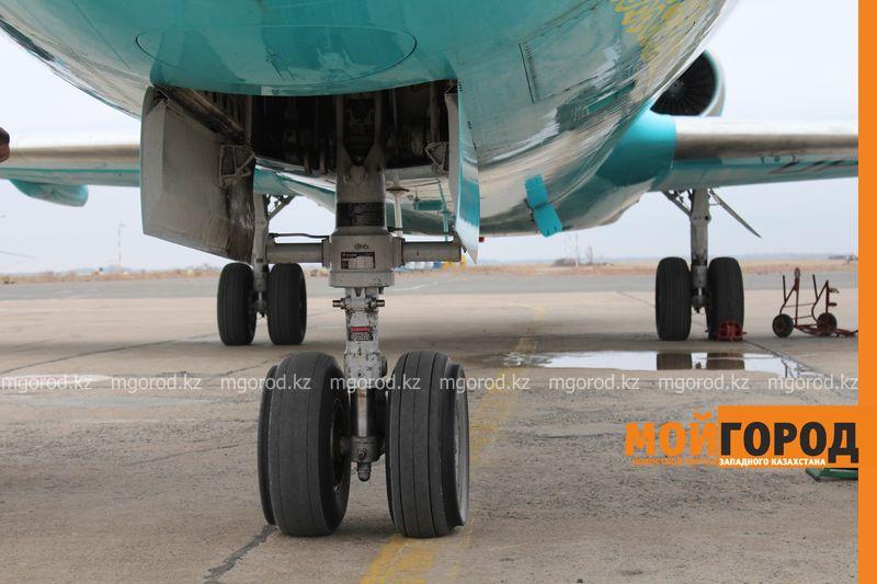 S7 откроет рейсы из столицы вУральск