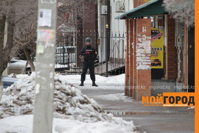 Новости Уральск - В Уральске проходят антитеррористические учения (ФОТО) uchenie (2)