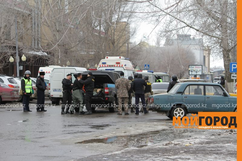 Новости Уральск - В Уральске проходят антитеррористические учения (ФОТО) uchenie (6)