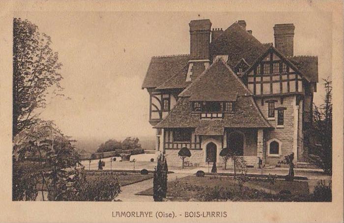 Дом Лебенсборн во Франции
