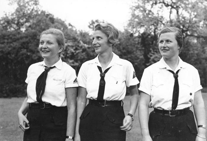 Лига немецких девушек