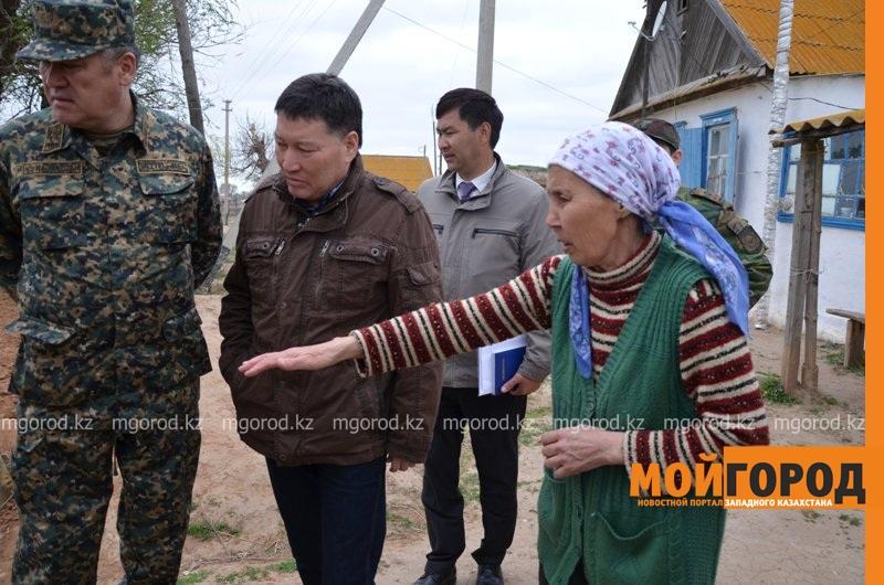 Новости Атырау - В Атырау выявили 16 участков, подверженных паводку (ФОТО) DSC_0694