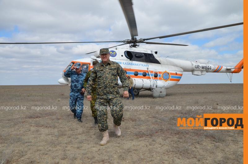 Новости Атырау - В Атырау выявили 16 участков, подверженных паводку (ФОТО) DSC_0880